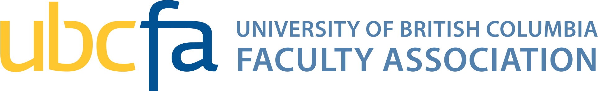 University of British Columbia Faculty Association