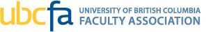 UBC Faculty Association wordmark